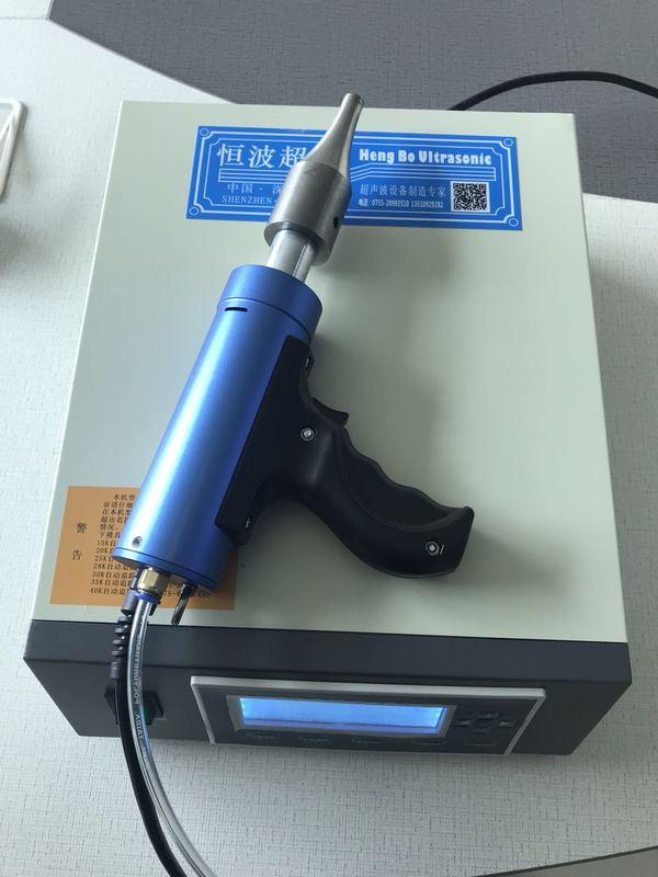 超聲波手焊機