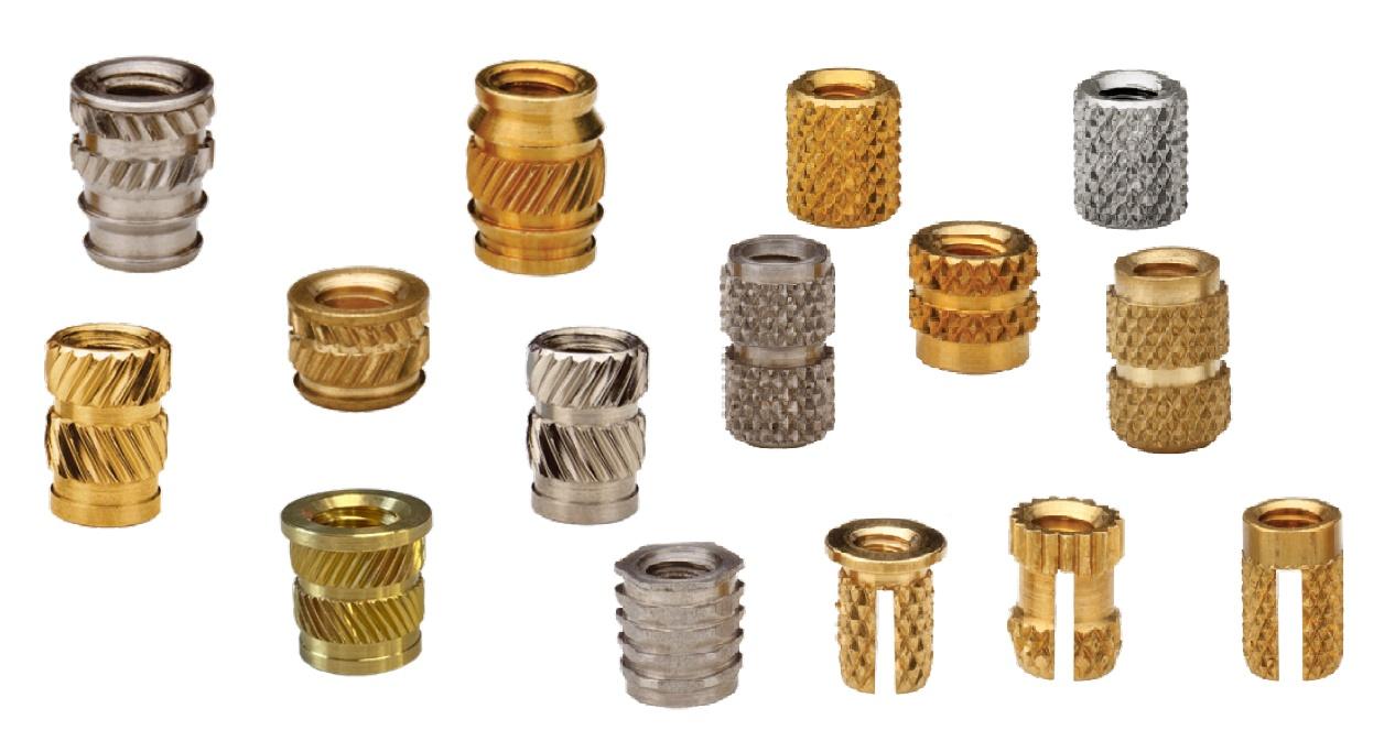 塑料件螺母插入的4种方法