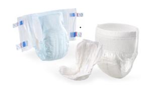 纸尿裤、卫生巾