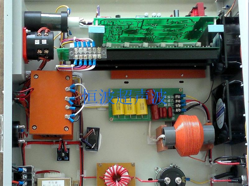 超声波焊接机电路图 恒波超声波